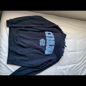 North Carolina hoodie size large